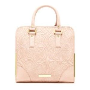 Ivanka Trump Crystal Quilted Top Handle Shopper